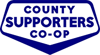 County supporters co-op